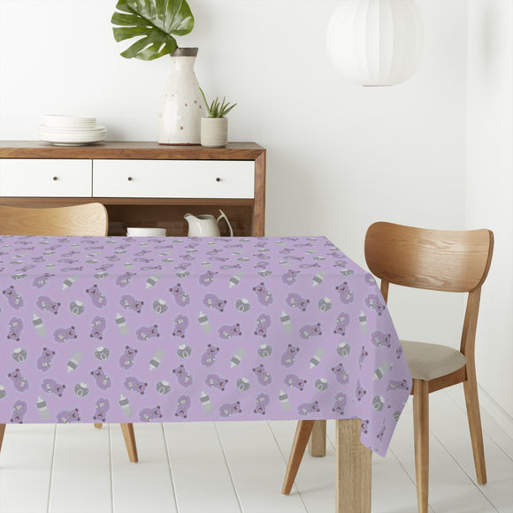 Baby Bear Rectangle Tablecloths