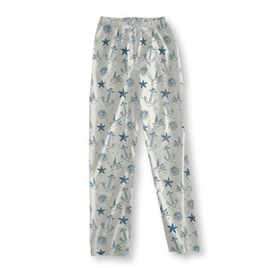 Nautic Tattoos Pajama Pants