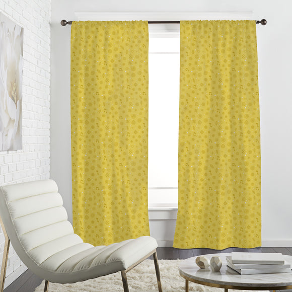 Garden Music Curtains