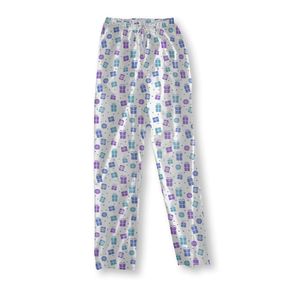 All Shapes Of Gift Boxes Pajama Pants