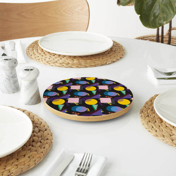 80s and 90s Lazy Susan