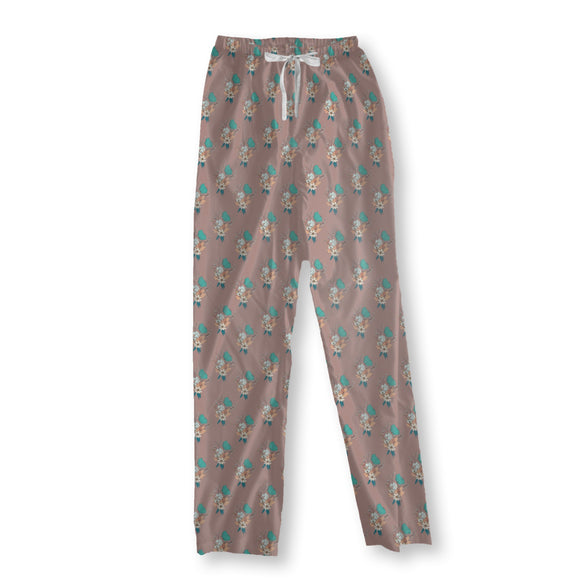 Merry Bouquet Pajama Pants
