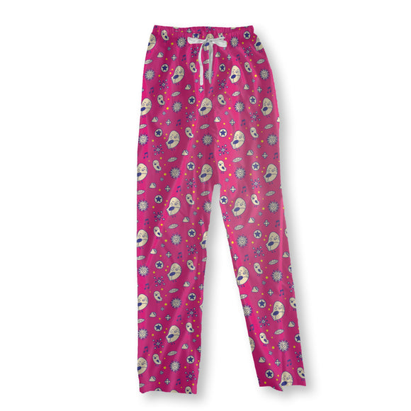 Chilled Birds Pajama Pants