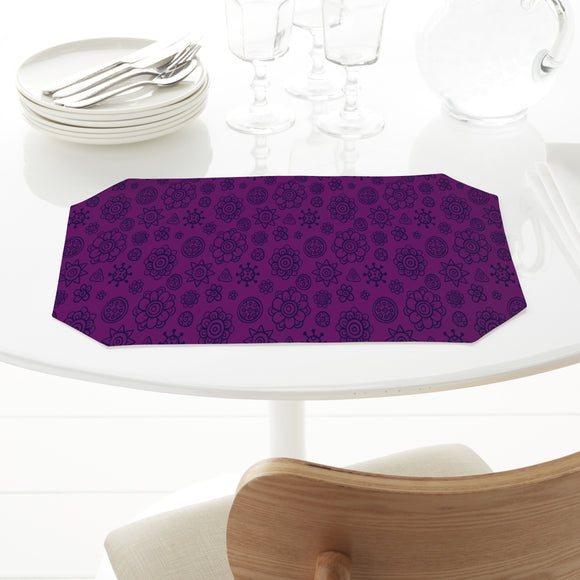 Candy Flowers Placemats