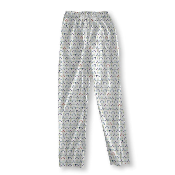 Tiny Bouquets of Flowers Pajama Pants