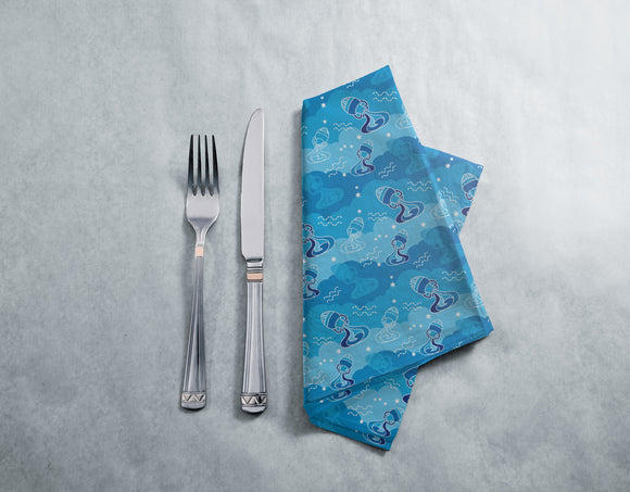 Amphoras In Space Napkins
