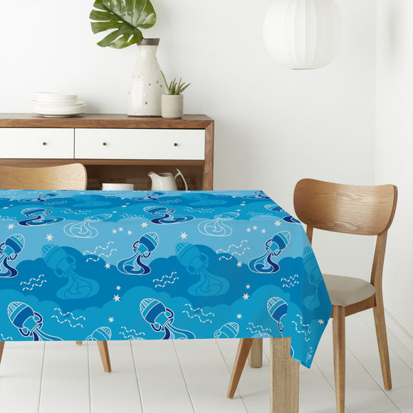 Amphoras In Space Rectangle Tablecloths