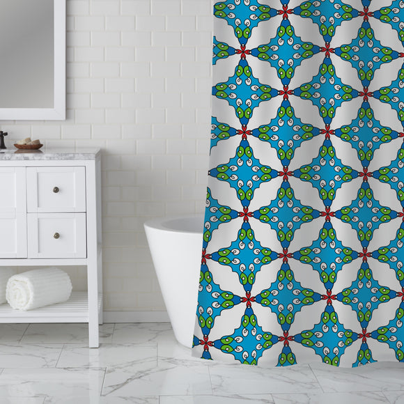 To Find Hold Shower Curtain