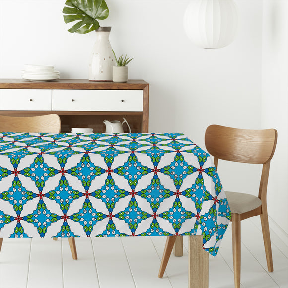 To Find Hold Rectangle Tablecloths