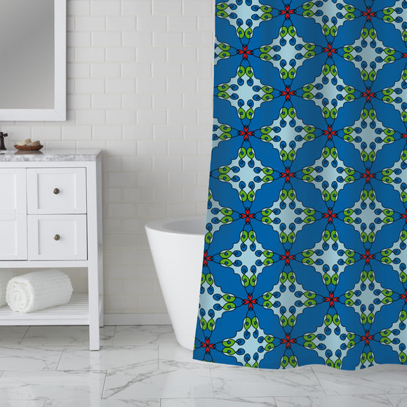 To Get Hold Shower Curtain