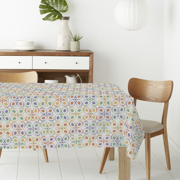 Fantasy Butterfly Rectangle Tablecloths