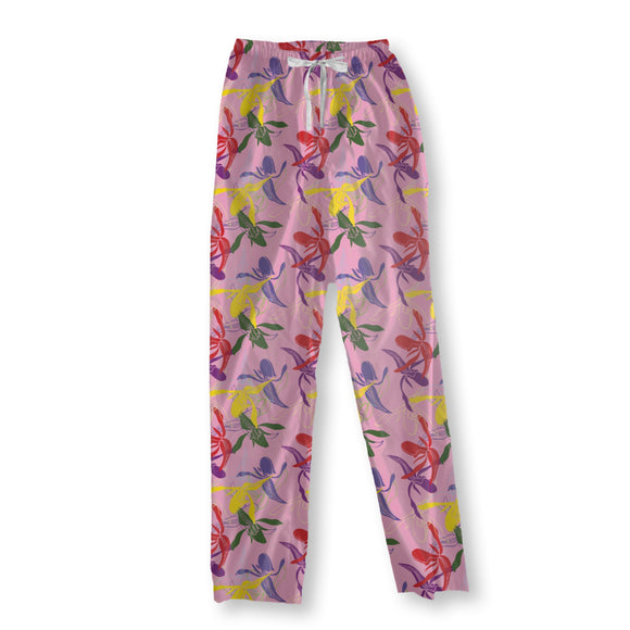 Orchid Color Pajama Pants