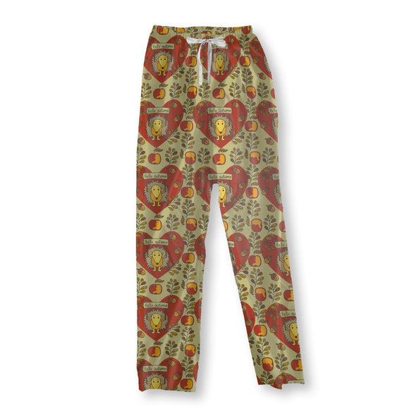 Sweet And Prickly Pajama Pants