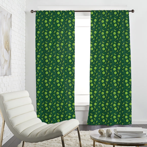 Summer Drinks  Curtains