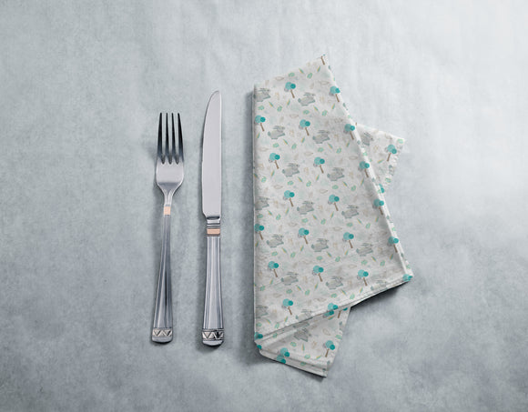 A Day In The Woods Napkins