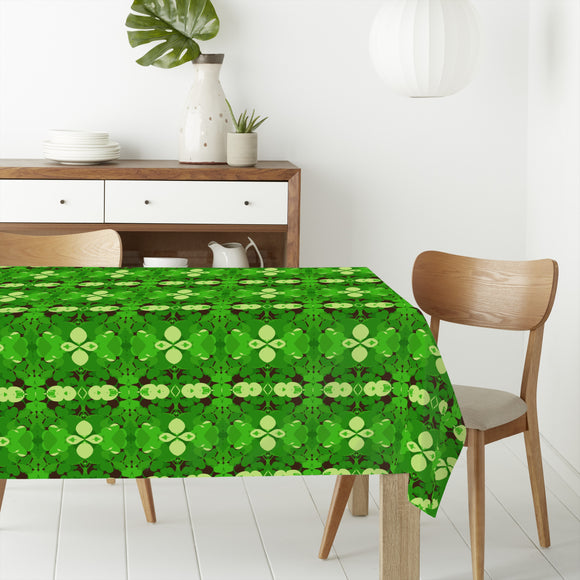 Happy Spring Rectangle Tablecloths