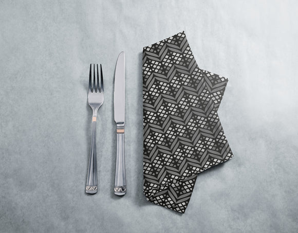 Latticed Bordures Napkins