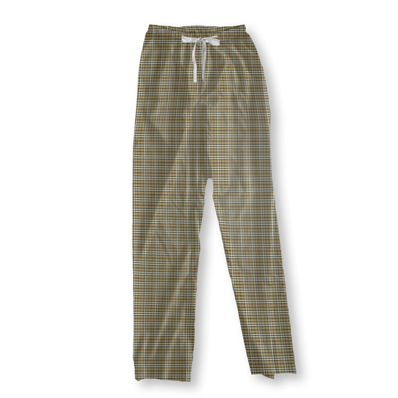 Traditional Scottish Tartan Pajama Pants
