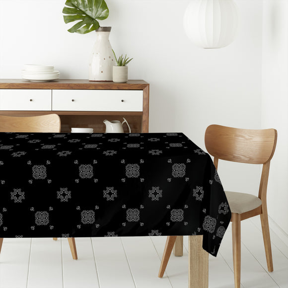 Polite Society Rectangle Tablecloths