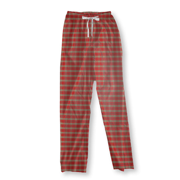 Scottish Feeling For Symmetry Pajama Pants