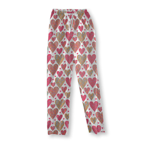 A Heart For You Pajama Pants