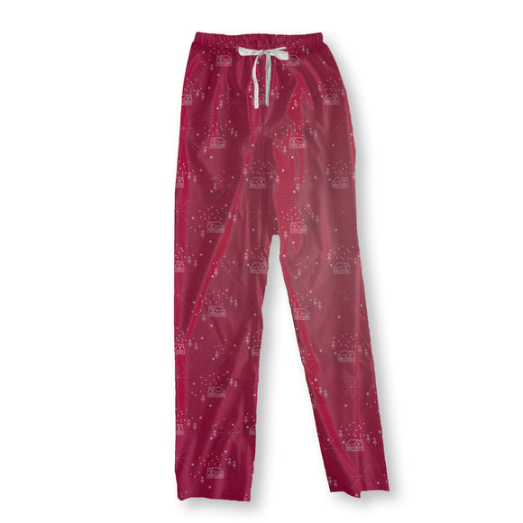 Winter Cottage Pajama Pants