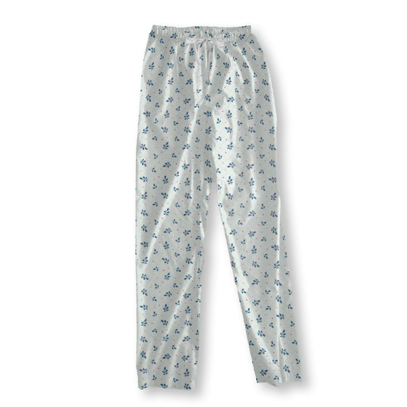 Winter Holly Pajama Pants