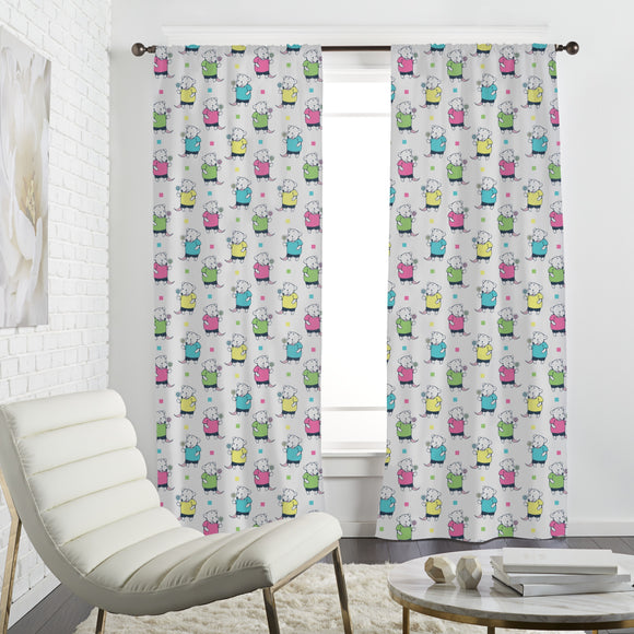 Candy Mice Curtains