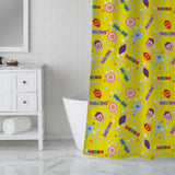 Hurray Christmastime Shower Curtain