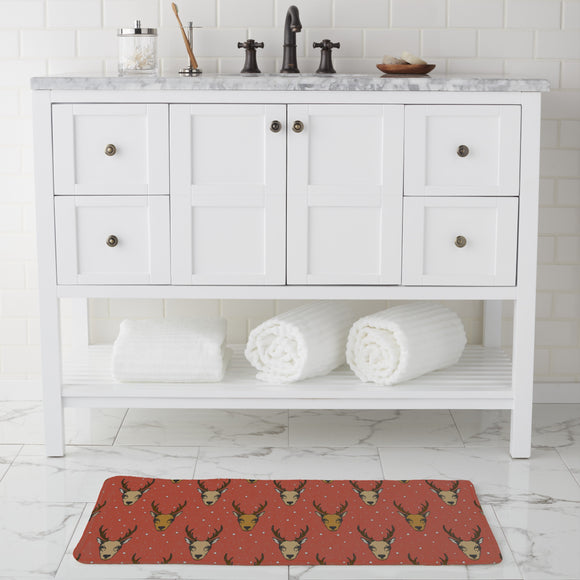 Roebuck Bathroom Rug