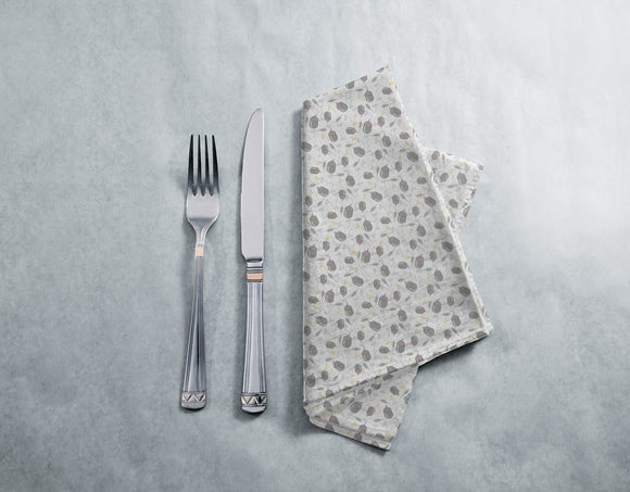 Acorn and Branches Napkins