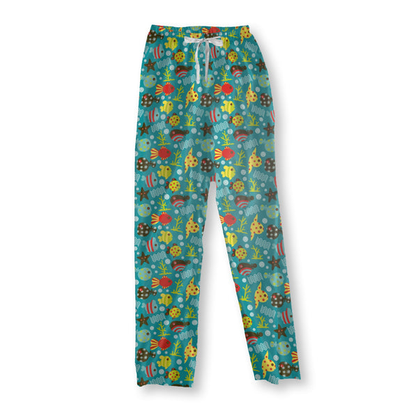 Waterworld Reef Pajama Pants