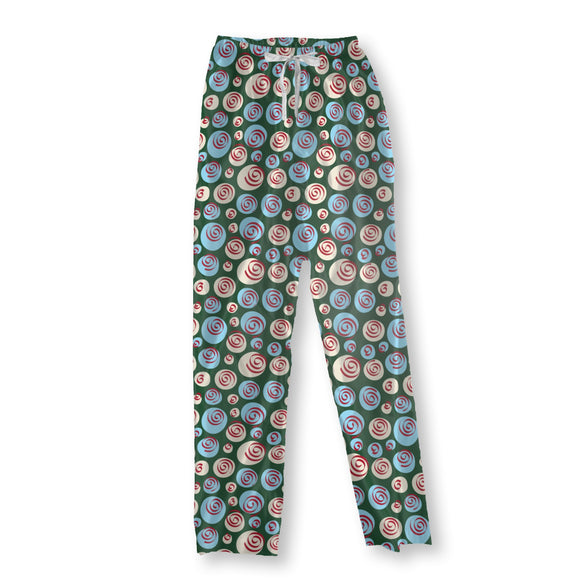Dots and Swirls Pajama Pants
