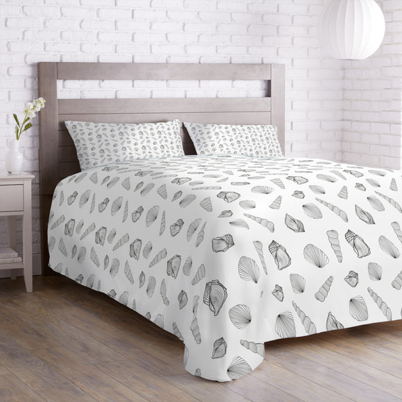 Shell Collector Duvet
