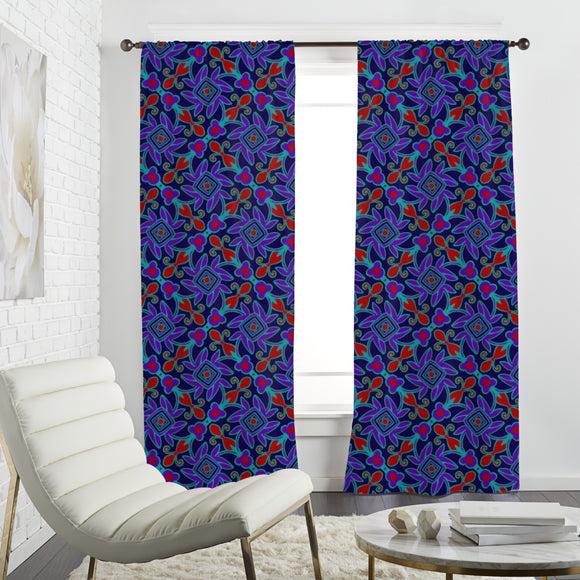 Embroidery Curtains