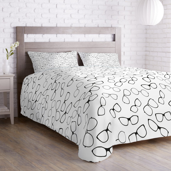 Glasses Collection Duvet