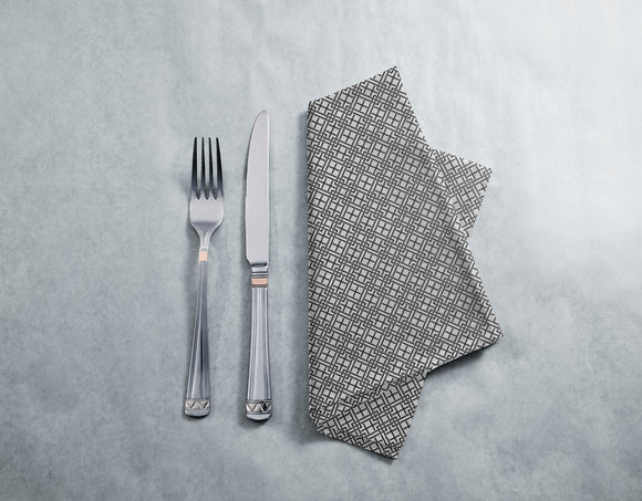 Abstract Labyrinth Napkins