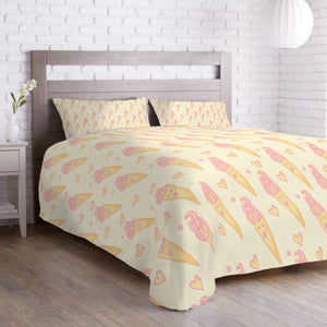 Cute Ice Cream Duvet