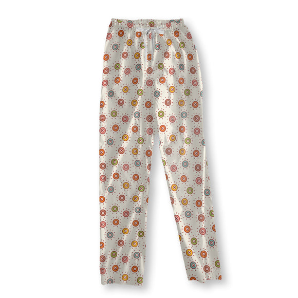 Cute Polka Dot Pajama Pants