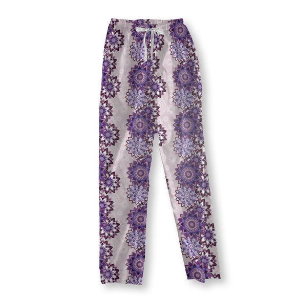 Floral Layers Pajama Pants