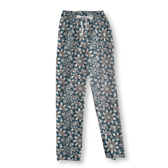 Mandala Layers Pajama Pants