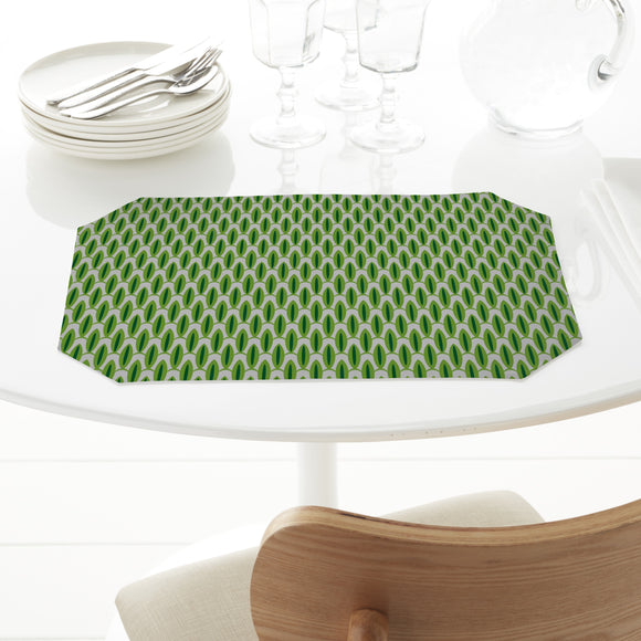 Abstract Tree Nursery Rectangle Tablecloths