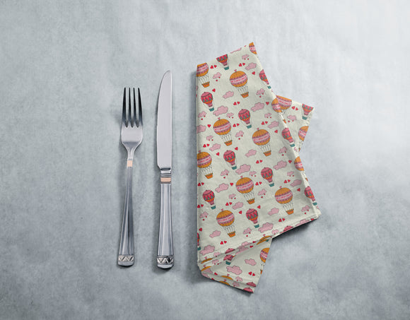 Above The Clouds Napkins