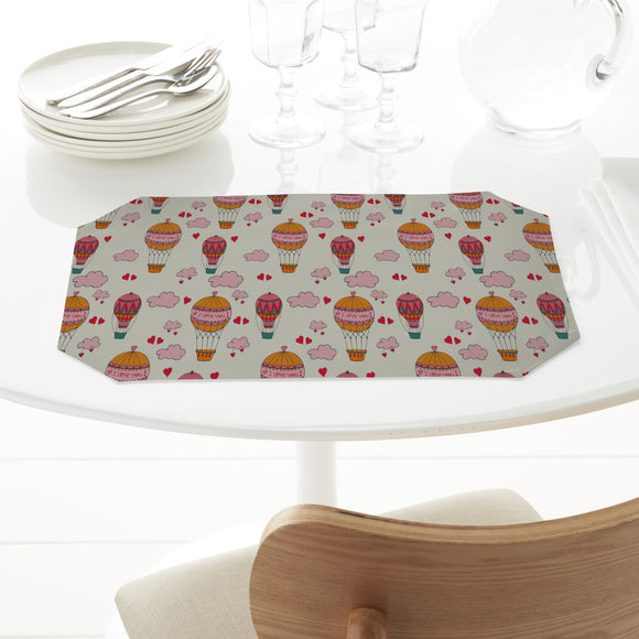 Above The Clouds Placemats