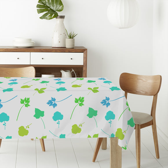 Hipster Spring Rectangle Tablecloths