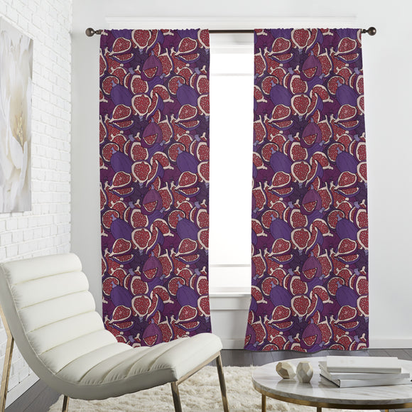 Figs Over Figs Curtains