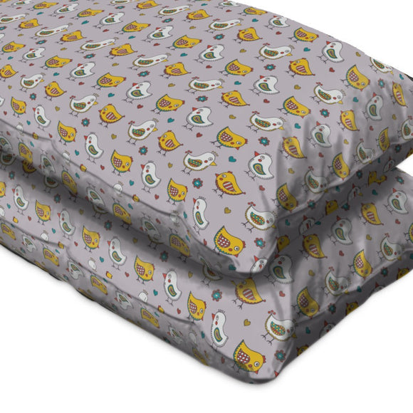 Lovely Chick Pillow Case