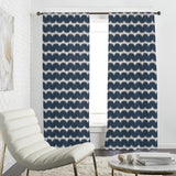 Ikat And Shibori Curtains
