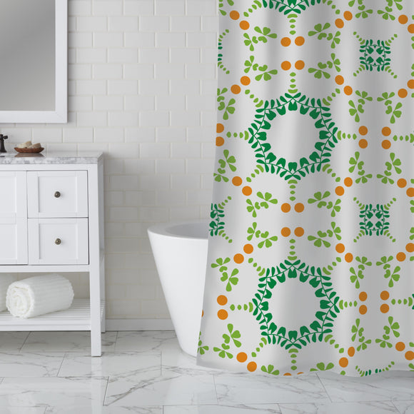Invited Spring Curtains