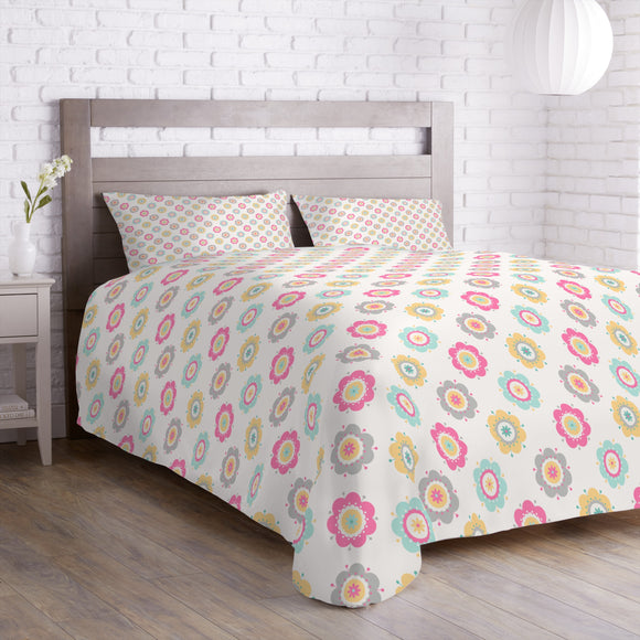 Flower Mark Duvet